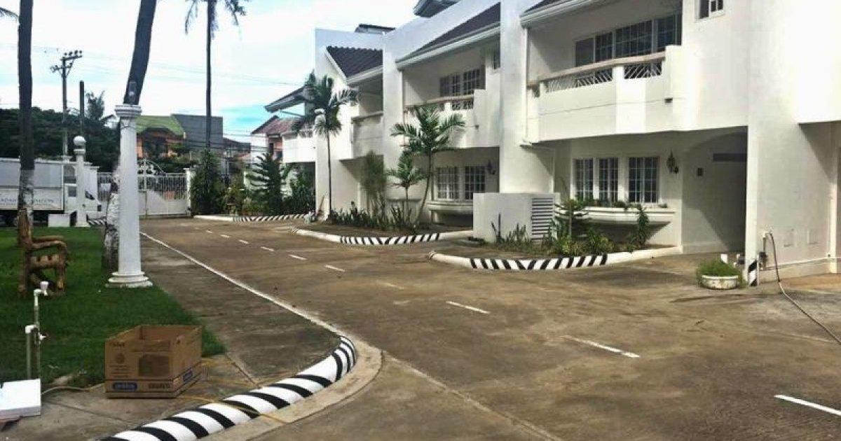 4 bed townhouse for rent in lapu lapu cebu 25 000