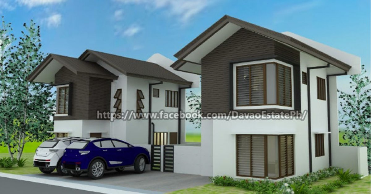 2 bed house for sale in buhangin davao city 3 991 416 for 2 bedroom house for sale