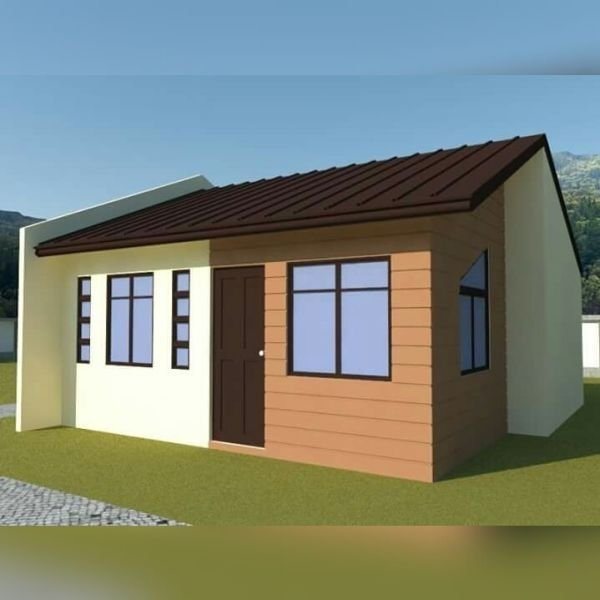 affordable corner two-bedroom house and lot