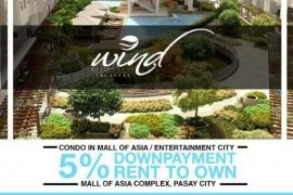 1 Bedroom Condo for sale in Wind Residences, Maharlika West, Cavite