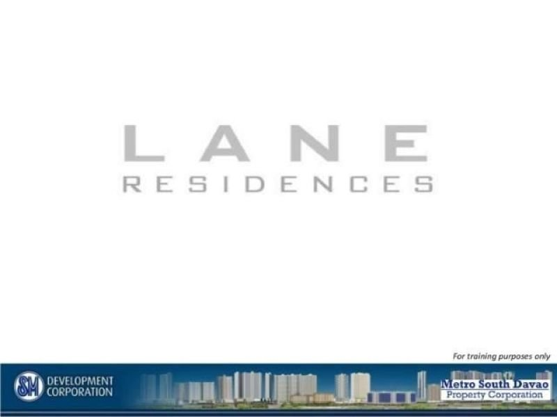 smdc lane residences davao condo 5k no spot downpayment - 3017204