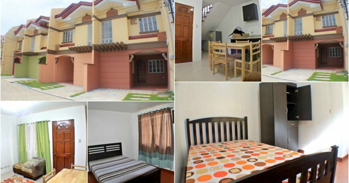 2 Bed Townhouse For Rent In Kauswagan Cagayan De Oro 20 000 1897400 Dot Property
