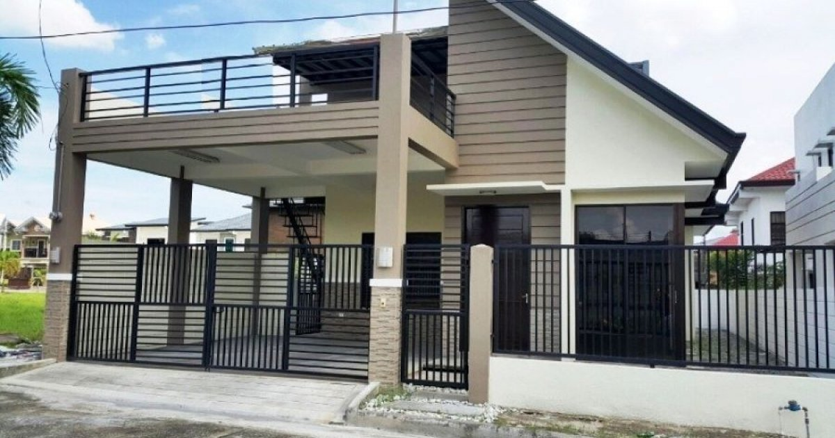 4 bed house for sale in amsic angeles 6 500 000 1998633 for Four bed houses for sale