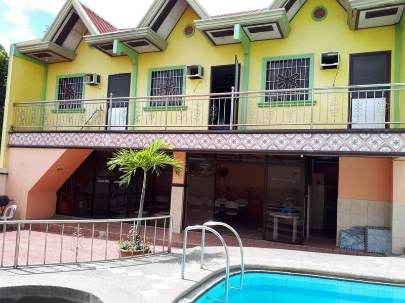 house for sale with 5 units apartment in mabalacat angeles city