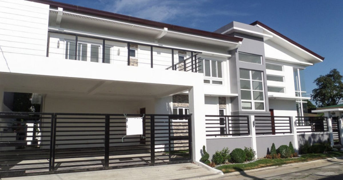 4 bed house for sale in b f homes dos para aque for 1 bedroom house for sale