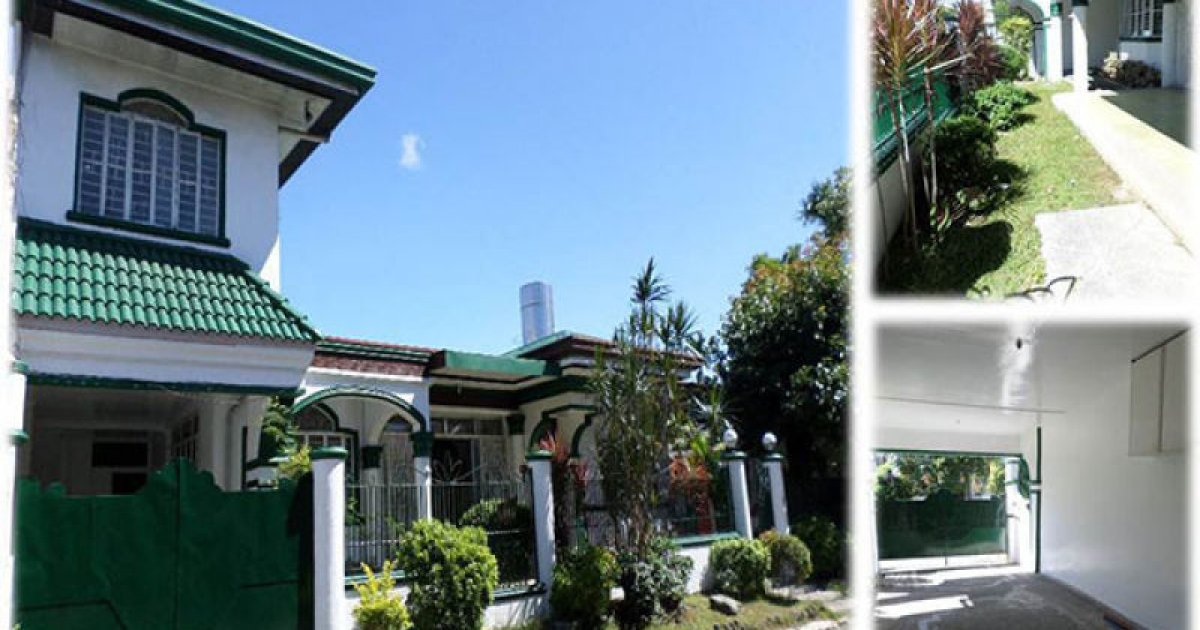 5 bed house for rent in metro manila 45 000 2231860 for Five bed house for rent