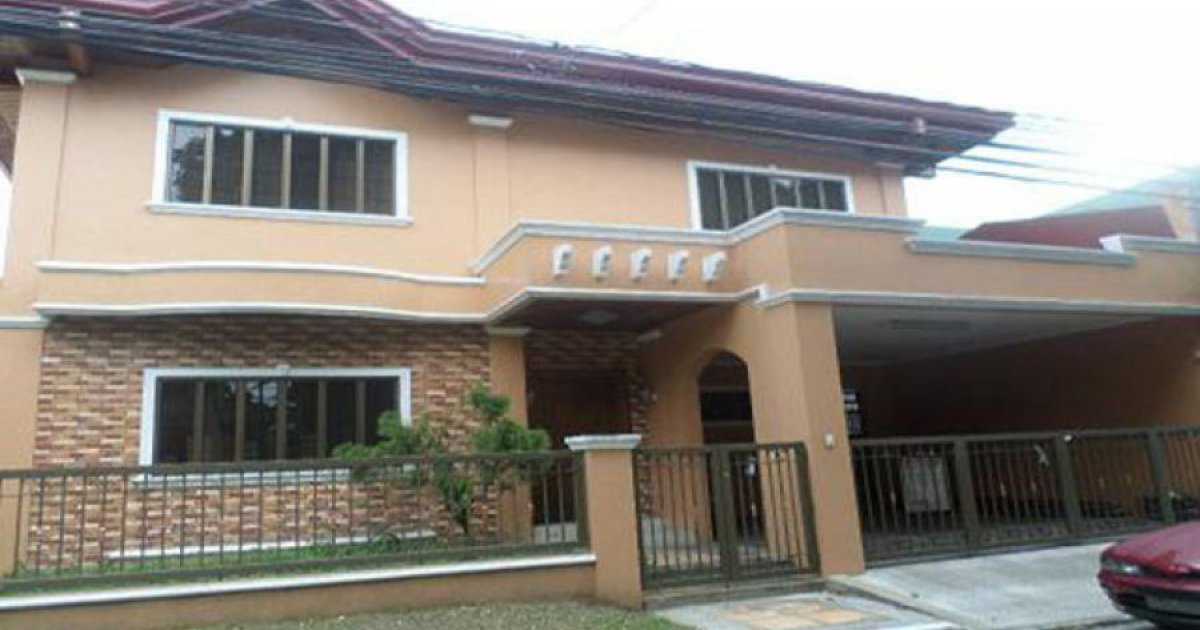 3 bedroom house for rent 3 bed house for rent in para 241 aque metro manila 70 000 17983