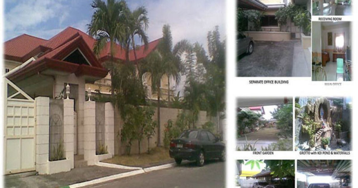 10 bed house for rent in para aque metro manila 200 000 for 9 bedroom house for rent