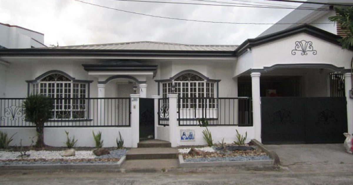 3 bed house for rent in para aque metro manila 40 000 for 9 bedroom house for rent