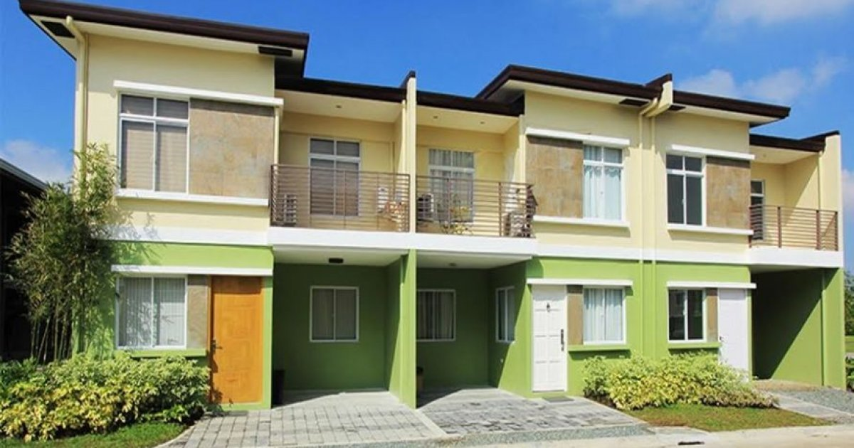 4 bed townhouse for sale in Lancaster New City ₱2,163,840 #1934289 - Dot Property