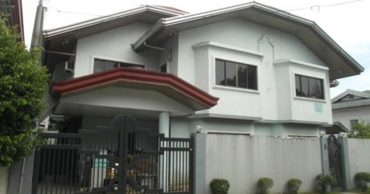 7 bed house for sale in quezon city metro manila for 7 bedroom house for sale
