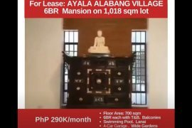 6 Bedroom House for rent in New Alabang Village, Metro Manila
