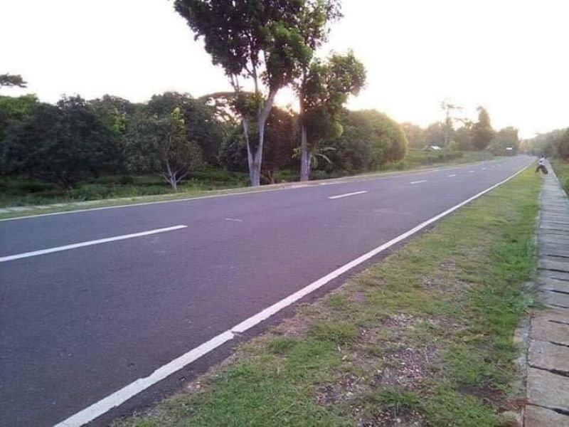 7,000 sqm titled property road to cliffiside seafront in san juan siquijor