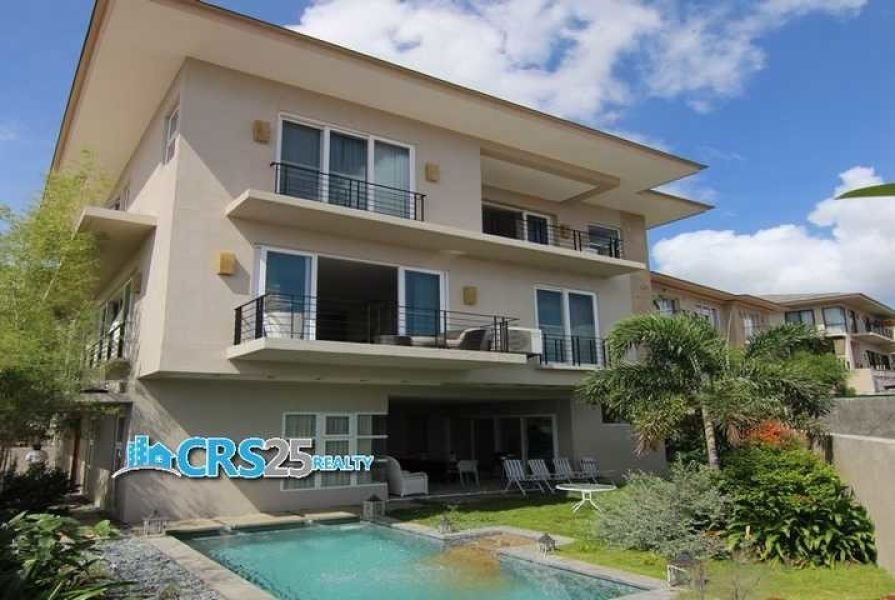 4 bedroom fully-furnished house with swimming pool in cebu city
