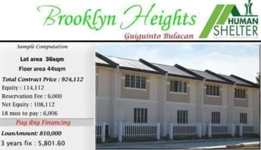 house and lot for sale bulacan and all around ph