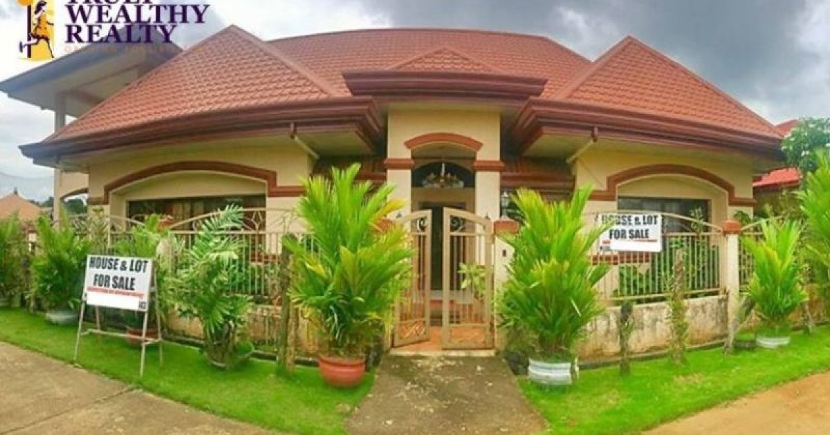 5 bed house for sale in cagayan de oro misamis oriental for 5 6 bedroom houses for sale