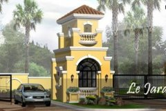 Le Jardin De villa