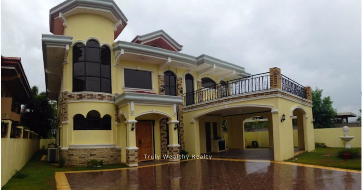 5 bedroom house for rent 5 bed house for rent in balulang cagayan de oro 75 000 18015