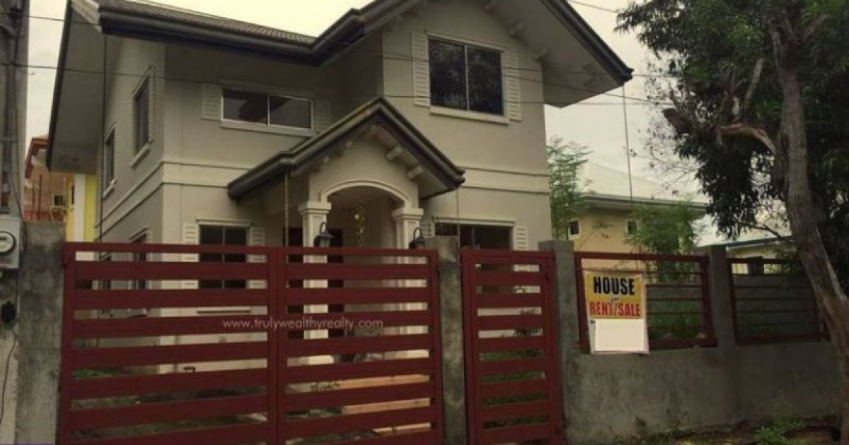 3 bed house for sale or rent in cagayan de oro misamis for 9 bedroom house for rent