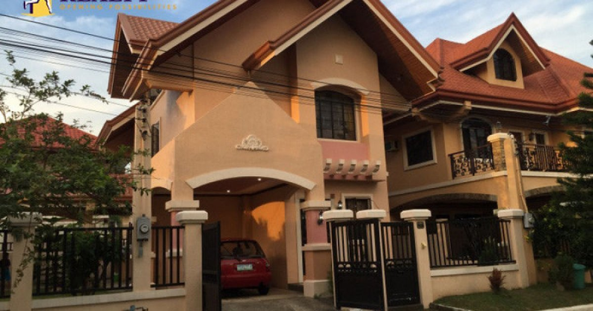 4 Bed House For Rent In Cagayan De Oro Misamis Oriental