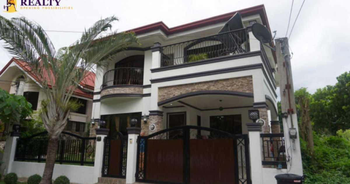 6 bed house for sale in balulang cagayan de oro for Six bedroom house for sale
