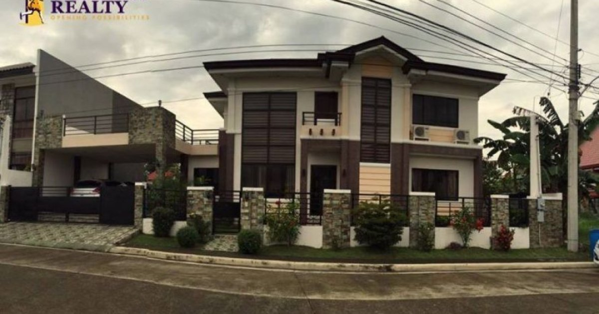 6 bed house for sale in balubal cagayan de oro for Six bedroom house for sale
