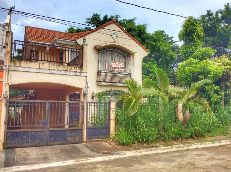 re-sale 218 sqm corner house & lot in havila, antipolo