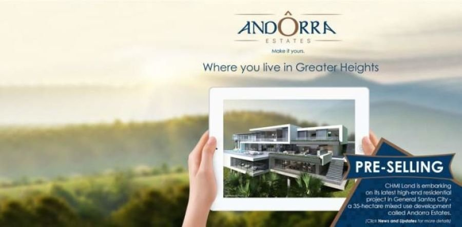 andorra estates lot only