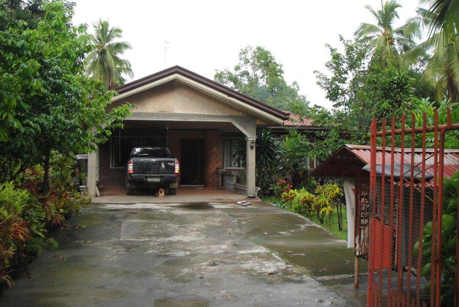 house & lot - kinabhangan, nasipit