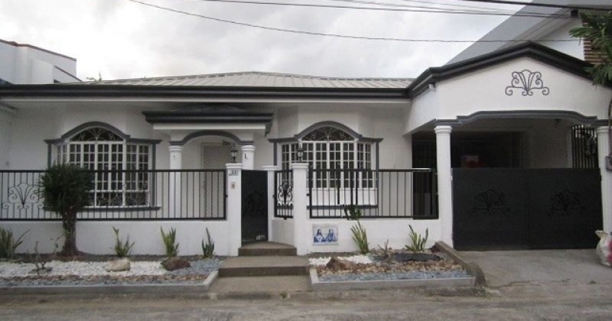 3 Bed House For Rent In B F Homes Dos Para Aque 40 000 2236666 Dot Property