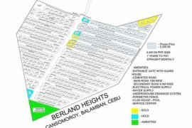 Land for sale in Cansomoroy, Cebu