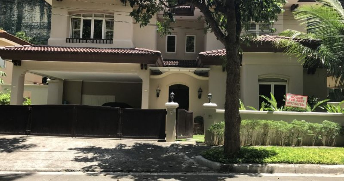 6 bed house for rent in maria luisa estate park 140 000