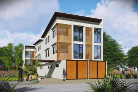 3 bedroom townhouse for sale in Cubao, Quezon City
