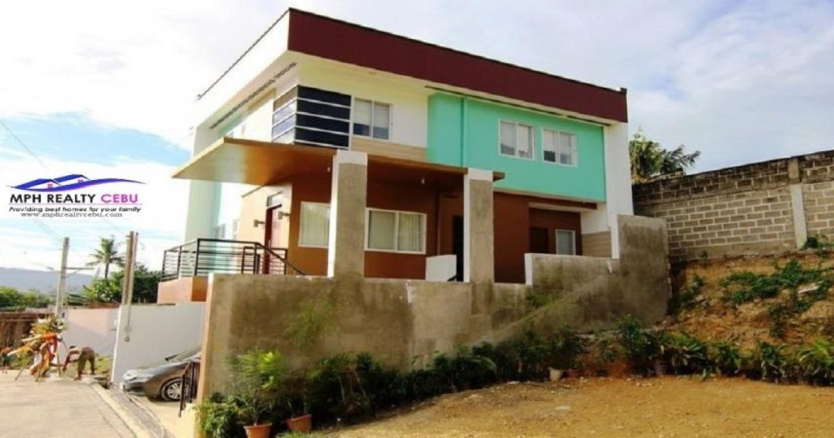 4 bed house for sale in pagsabungan mandaue 5 745 000 for 1 bedroom house for sale