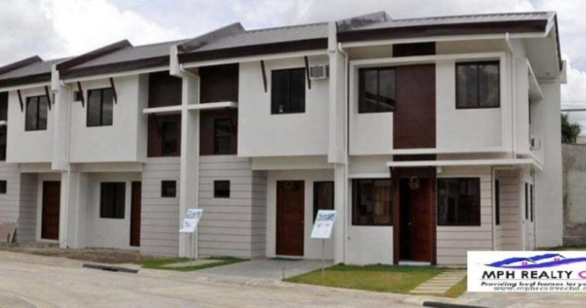 2 bed townhouse for sale in canduman mandaue 2 613 000 for 2 bedroom townhouse