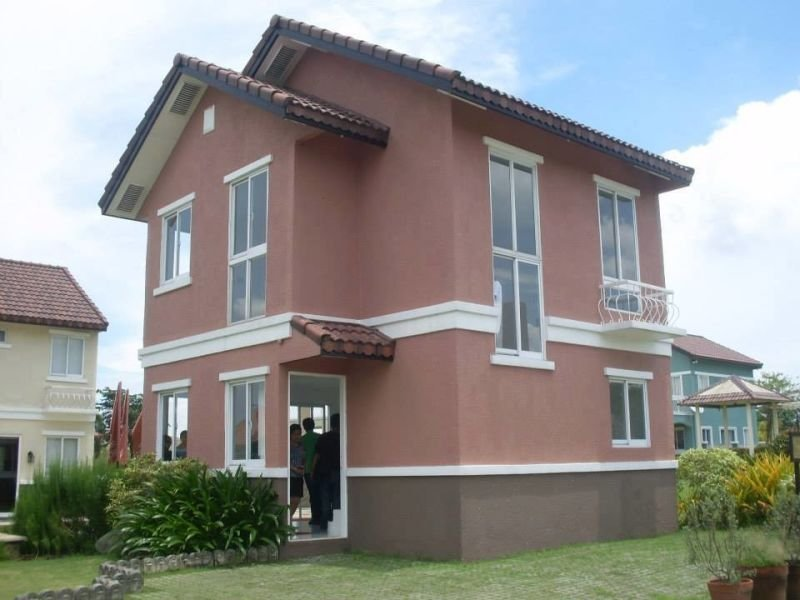 rent to own 3-bedroom single attached cavite