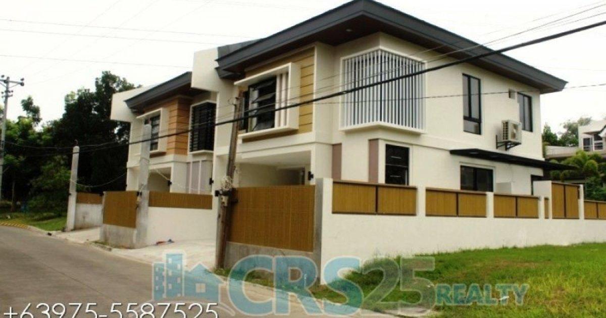 3 Bed House For Sale In Mandaue Cebu 13 000 000 2232204