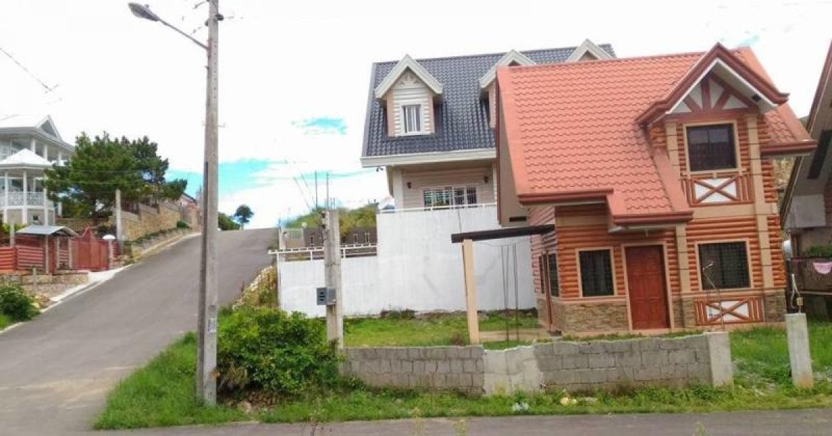 3 bed house for sale in dontogan baguio 4 200 000 for 1 room house for sale