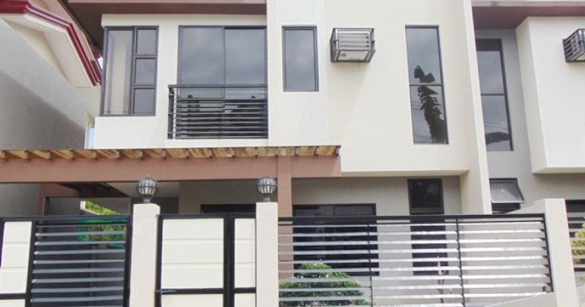4 bed house for rent in talamban cebu city 45 000 for 9 bedroom house for rent
