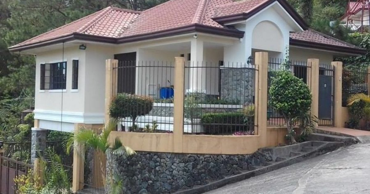 4 bed house for sale in baguio benguet 8 500 000 for 1 bedroom house for sale