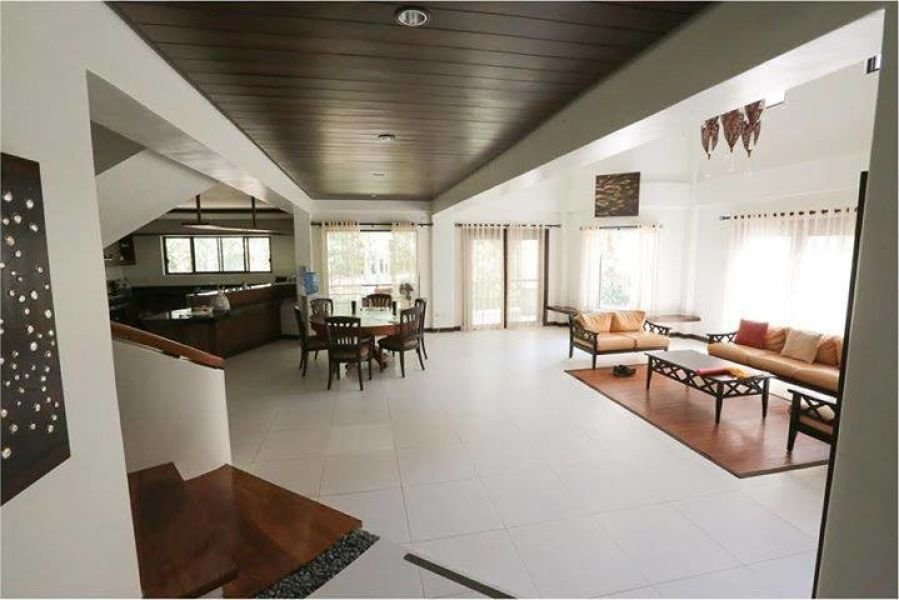 for sale 4 br furnished with 1 den, 585 sqm, anvaya cove, morong bataan