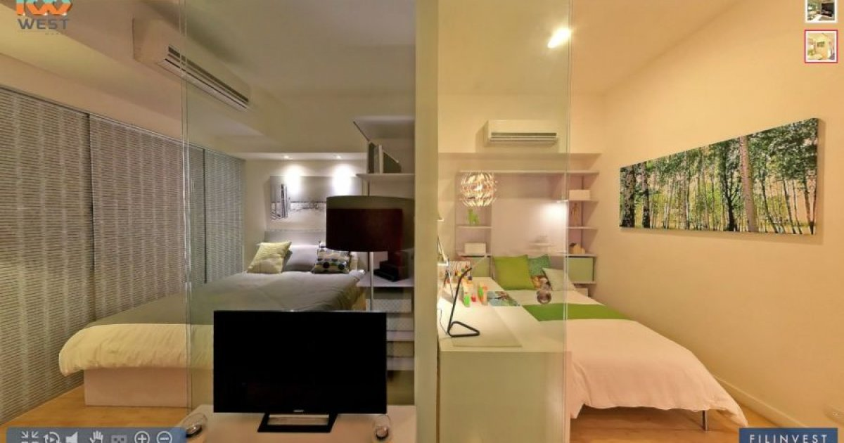 2 bed condo for sale in 100 west makati 2185096 dot for 1 bedroom condo for sale