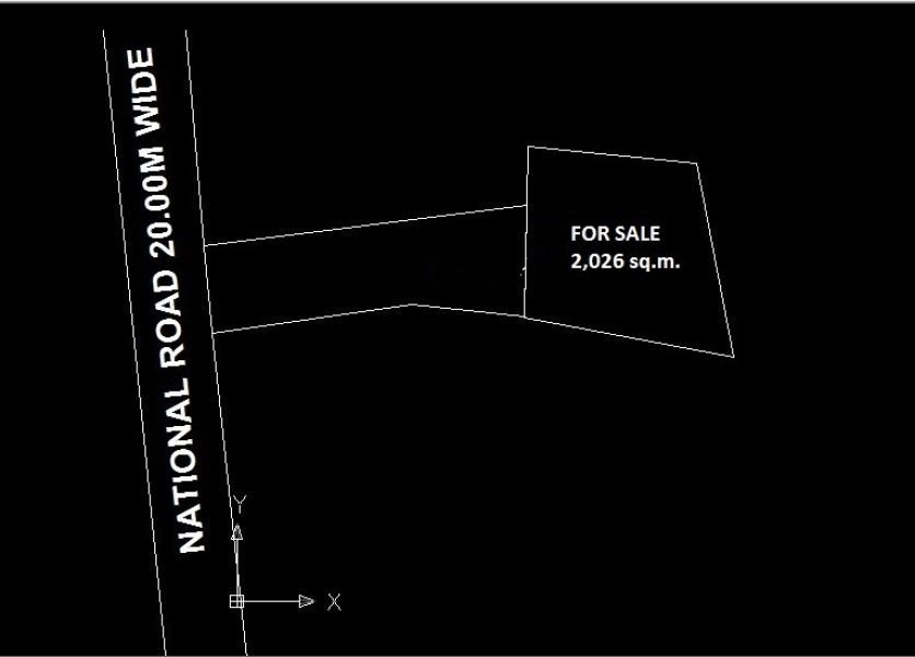 commercial - residential lot for sale in tagbilaran city bohol
