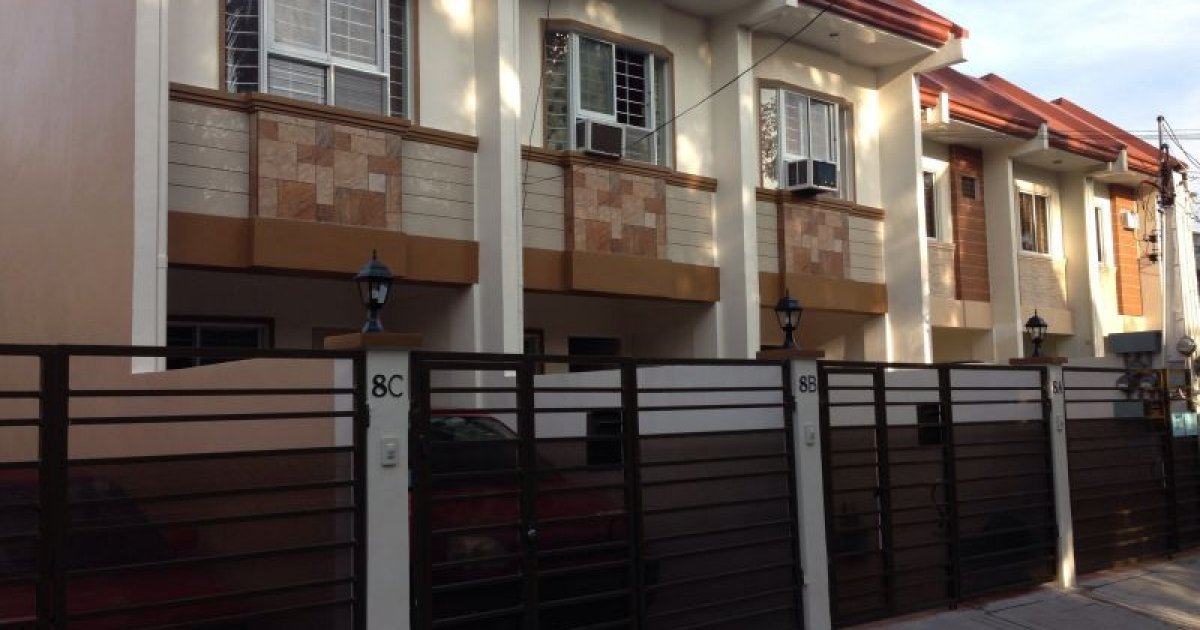 2 Bed Townhouse For Rent In Sauyo Quezon City 15 000 2201591 Dot Property