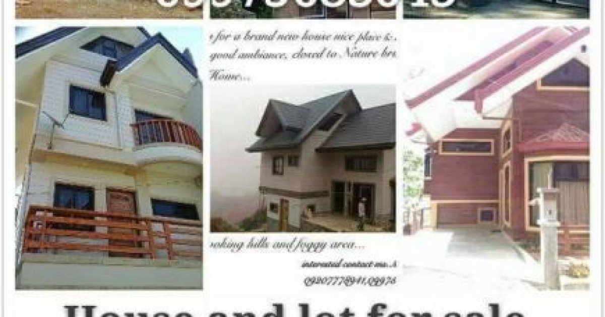 3 bed house for sale in dontogan baguio 4 200 000 for 8 bedroom house for sale