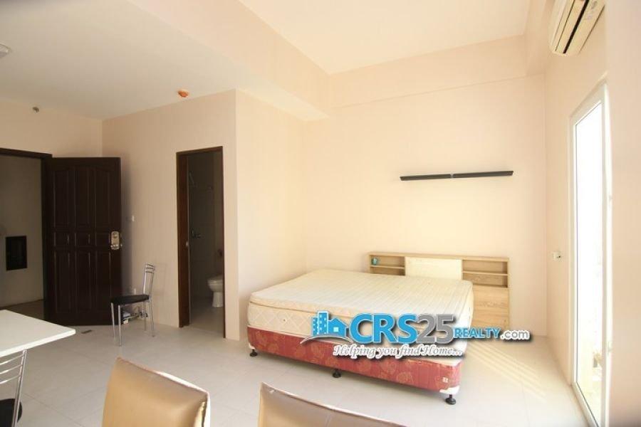 studio unit in spianada condominium cebu city