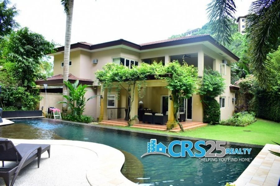 house for sale with swimming pool in maria luisa cebu city