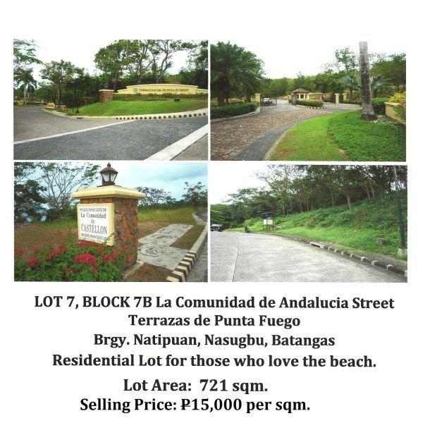 For Sale Estate Nasugbu Listings And Prices Waa2