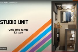 Condo for sale in Sync – S Tower, Pasig, Metro Manila
