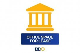 Office for rent in Pasig, Manila